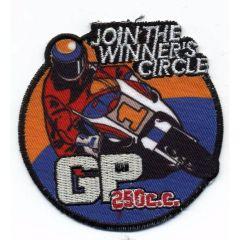 Applikation GP 250cc - 5 Stück