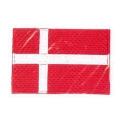 Applikation Flagge Dänemark - 5 Stück