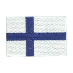 Applikation Flagge Finnland - 5 Stück