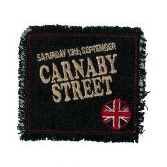 Applikation CARNABY STREET - 5 Stück