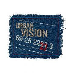 Applikation URBAN VISION - 5 Stück