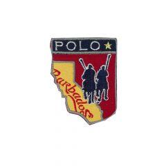 Applikation Polo - 5 Stück