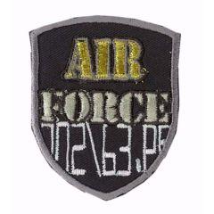 Applikation AIR FORCE - 5 Stück