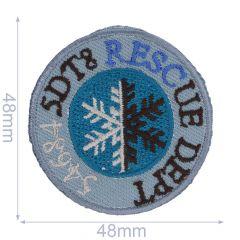Applikation S.D.T8 RESCUE DEPT - 5 Stück