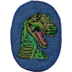 Applikation Dino - 5 Stück