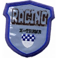 Applikation RACING X-TREME - 5 Stück