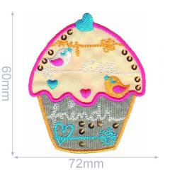 HKM Applikation Muffin - 5Stk