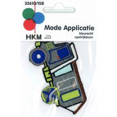 Applikation LKW Kipper - 5 Stück