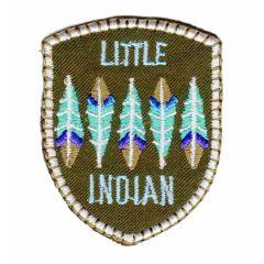 HKM Applikation Little Indian - 5Stk