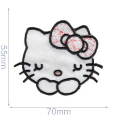 HKM Applikation Hello Kitty - 5Stk