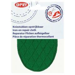 Opry Knie-Flicken zum Aufbügeln Rauten 11,5x8cm - 5Stk
