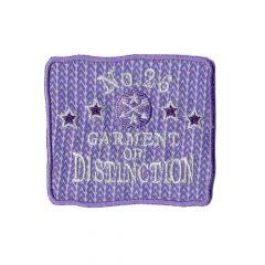 Applikation Garment Distinction - 5 Stück