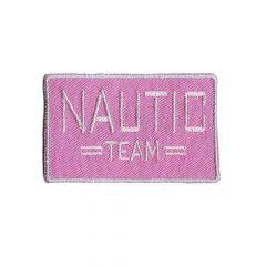 Applikation Nautic Team rosa/beige - 5 Stück