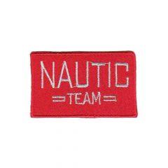 Applikation Nautic Team rot/dunkelblau - 5 Stück