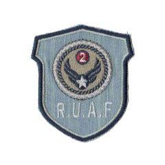 Applikation R.U.A.F Wappen - 5 Stück