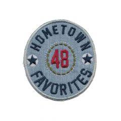 Applikation Hometown favorites - 5 Stück