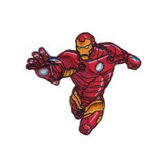 HKM Applikation Iron Man fliegend - 5Stk