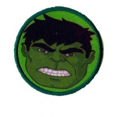 HKM Applikation Hulk - 5Stk