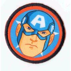 HKM Applikation Captain America - 5Stk