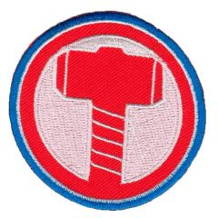 HKM Applikation Hammer von Thor - 5Stk
