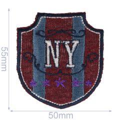 Applikation New York klein - 5 Stück