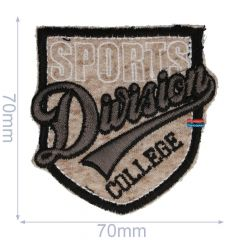 HKM Applikation Sports Division - 5Stk