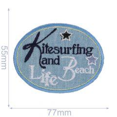 Applikation Kitesurfing and Beach Life - 5 Stück