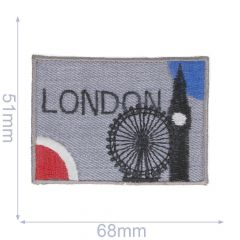 Applikation London - 5 Stück