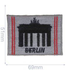 Applikation Berlin - 5 Stück