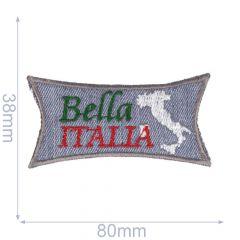 Applikation Bella Italia - 5 Stück