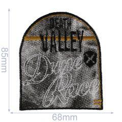 HKM Applikation Death Valley - 5Stk