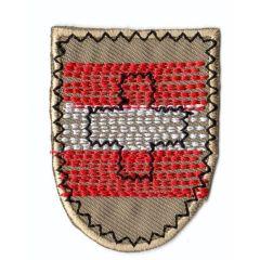 HKM Applikation Wappen - 5Stk