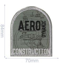 Applikation Aero construction - 5 Stück