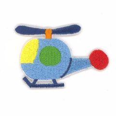 Applikation Helikopter - 5 Stück