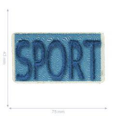 HKM Applikation Sport - 5Stk