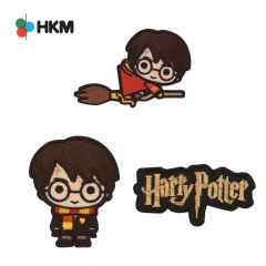 HKM Applikation Harry Potter - 3Stk
