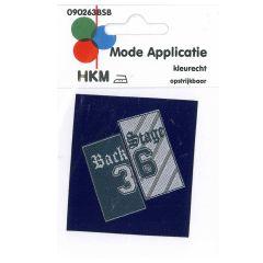 HKM Applikation Back Stage 36 - 5Stk