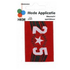 HKM Applikation 25 Premium Athelic - 5Stk