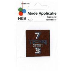 HKM Applikation 7 Techni Sport 3 - 5Stk