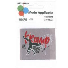 HKM Applikation Krump - 5Stk