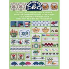DMC Heft mit Stickideen - 1 Stück