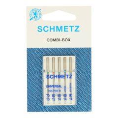 Schmetz Combi-Box Universal-Stretch-Jeans 5 Nadeln - 10Stk
