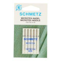 Schmetz Microtex 5 Nadeln - 10st