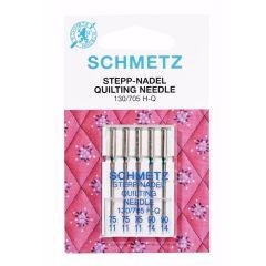Schmetz Stepp 5 Nadeln 75-11 - 90-14 - 10Stk