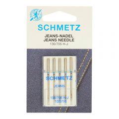 Schmetz Jeans 5 Nadeln - 10Stk