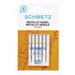 Schmetz Metallic 5 Nadeln 80-12 - 10Stk