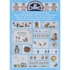 DMC Heft mit Stickideen - 1Stk