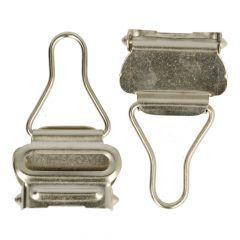 Latzhosenverschluss 25mm - 10Stk