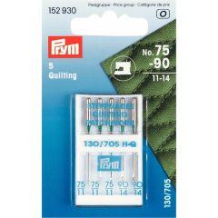 Prym Nähmaschinennadeln Quilting 75-90 - 10Stk