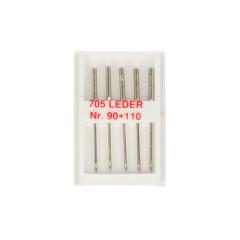 Nähmaschinen-Nadeln Leder Nr. 90-110 - 10Stk
